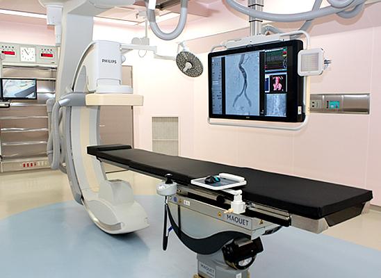 ハイブリッド手術室の詳細