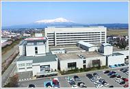 山形県酒田市病院機構外観