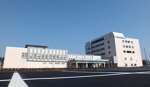 日本海酒田リハビリテーション病院ー外観